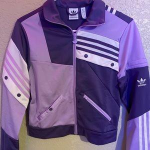 Rare Adidas Cropped Track Jacket
